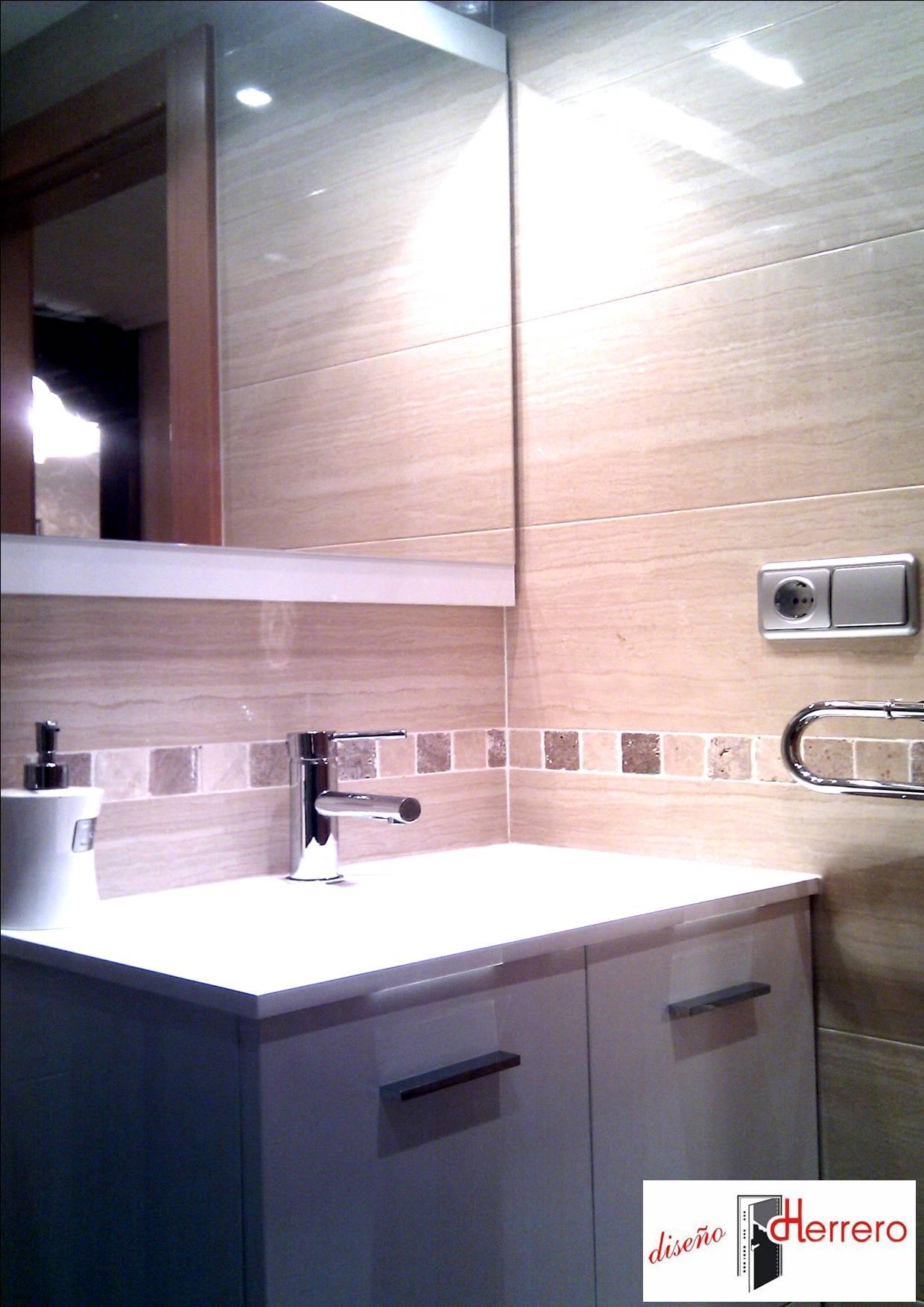 Reformas de baño en Zaragoza. Diseño Herrero
