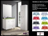 Mueble de baño modelo Betanzos