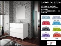 Mueble de baño modelo Arenys